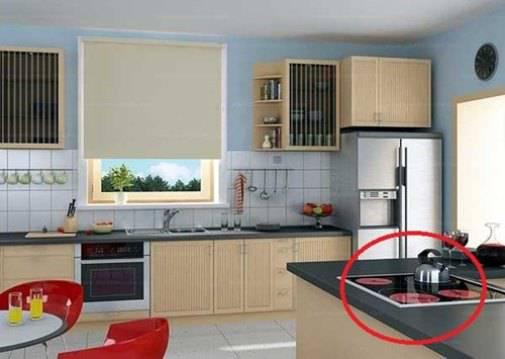 Những điều kiêng kỵ cần tránh cho nhà bếp