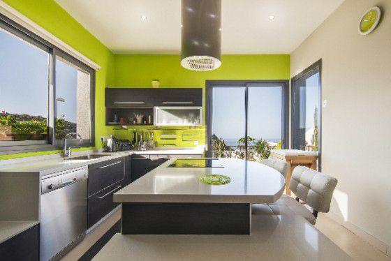Làm gì để nhà bếp trở nên sang trọng ?
